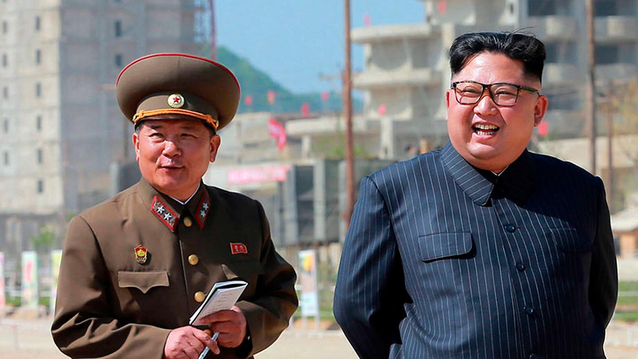 Kim Jong Un replaces top three military leaders