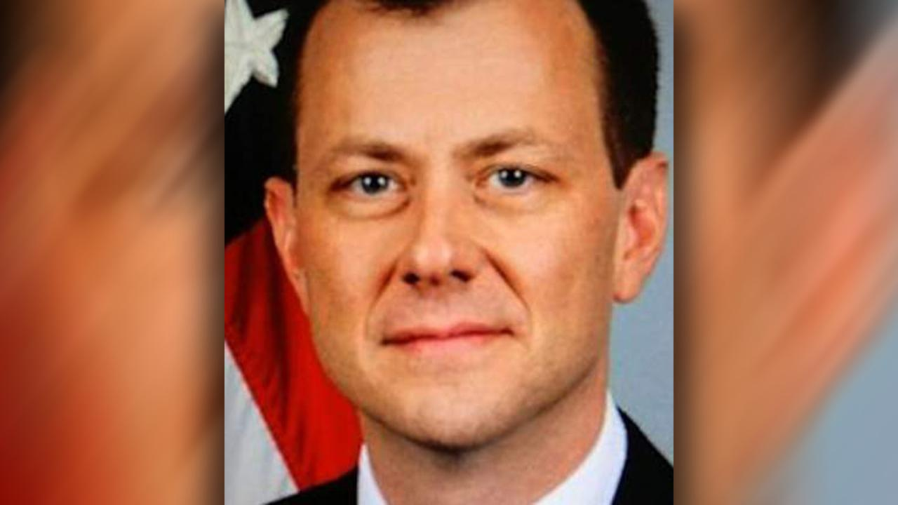 Strzok's role in Clinton, Russia probes in focus