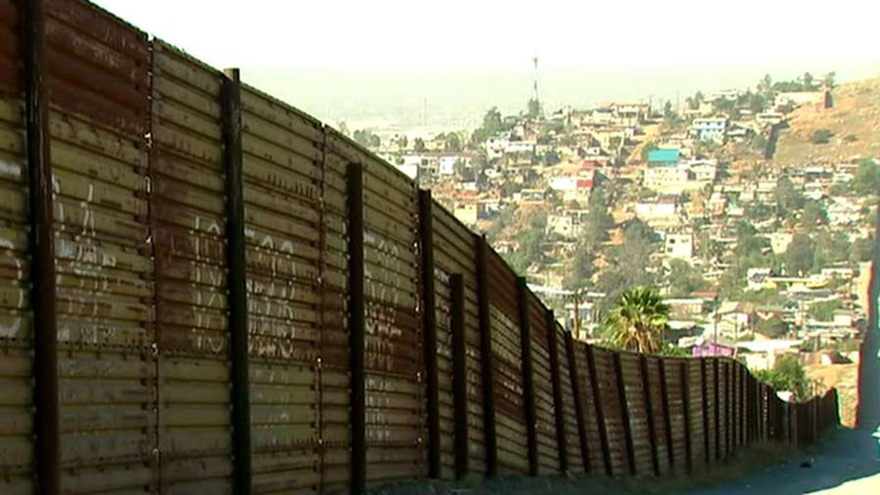 Border security in the 21st century