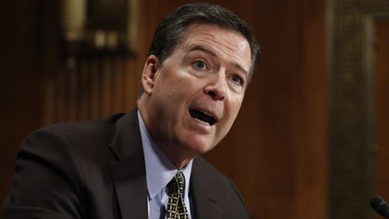 Report: IG claims Comey was 'insubordinate'
