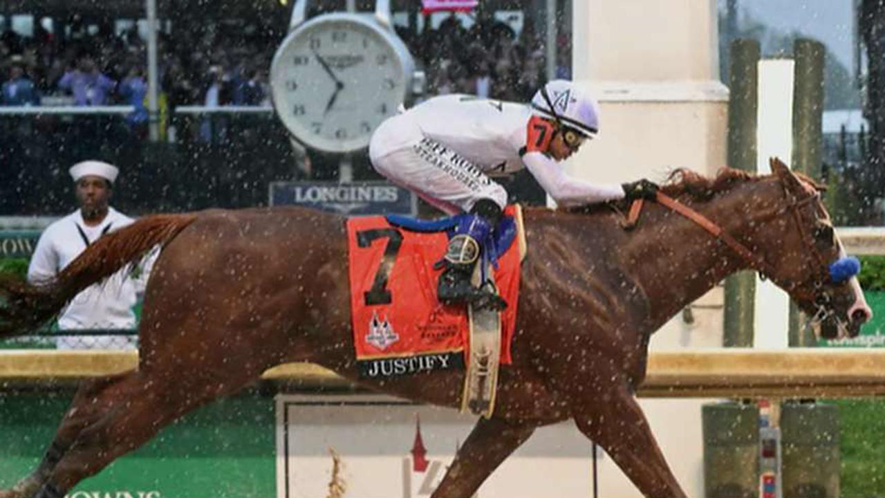 What it takes to win at Belmont Stakes