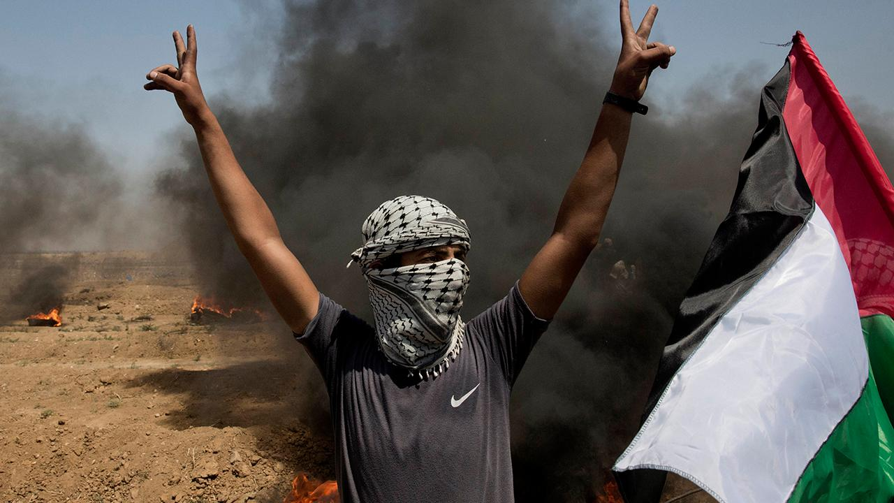 New protests escalate along Israel-Gaza border