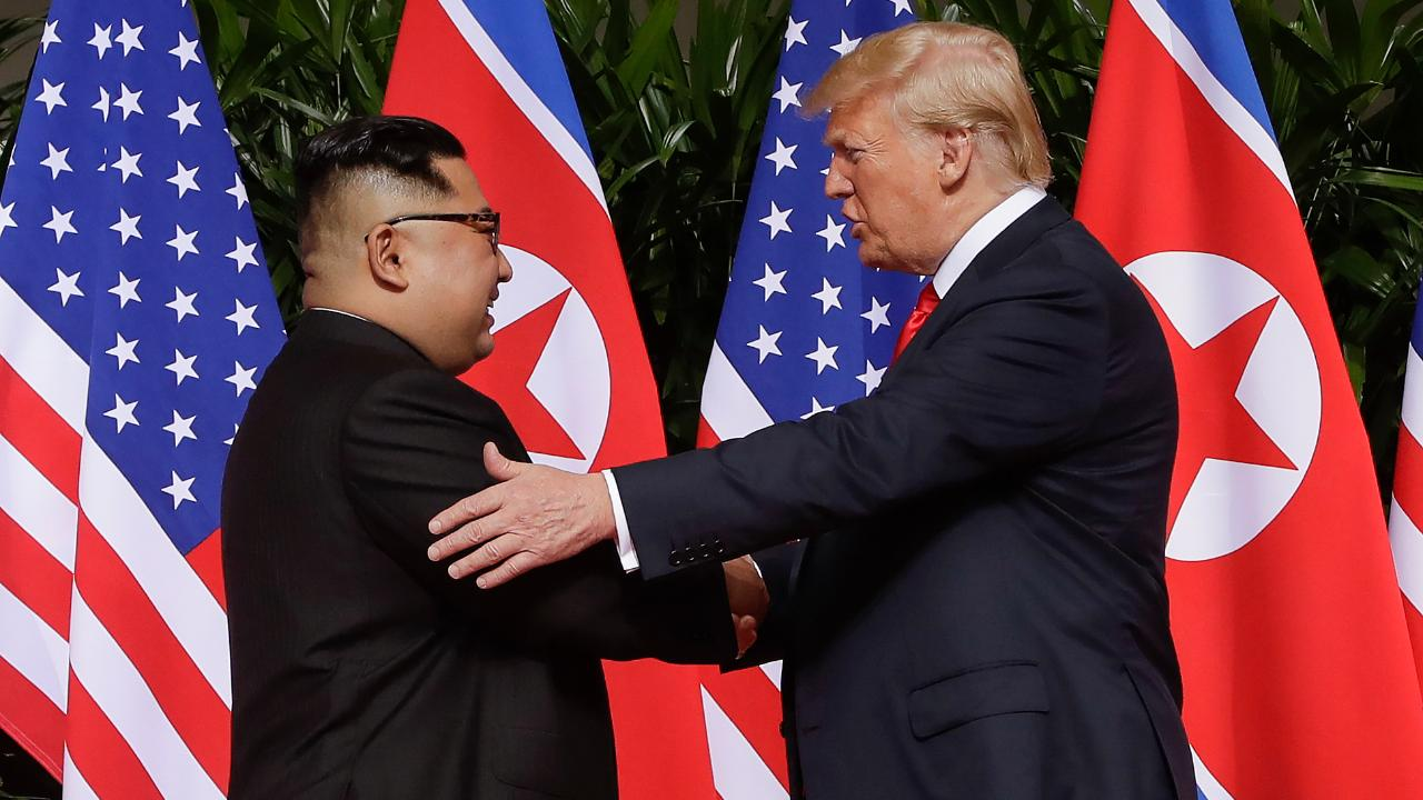 Highlights of President Trump's summit with dictator Kim Jong Un