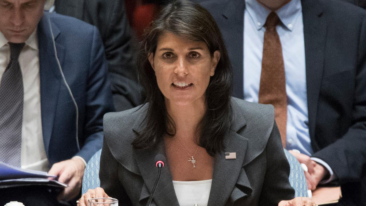 How Nikki Haley helped get North Korea to negotiating table