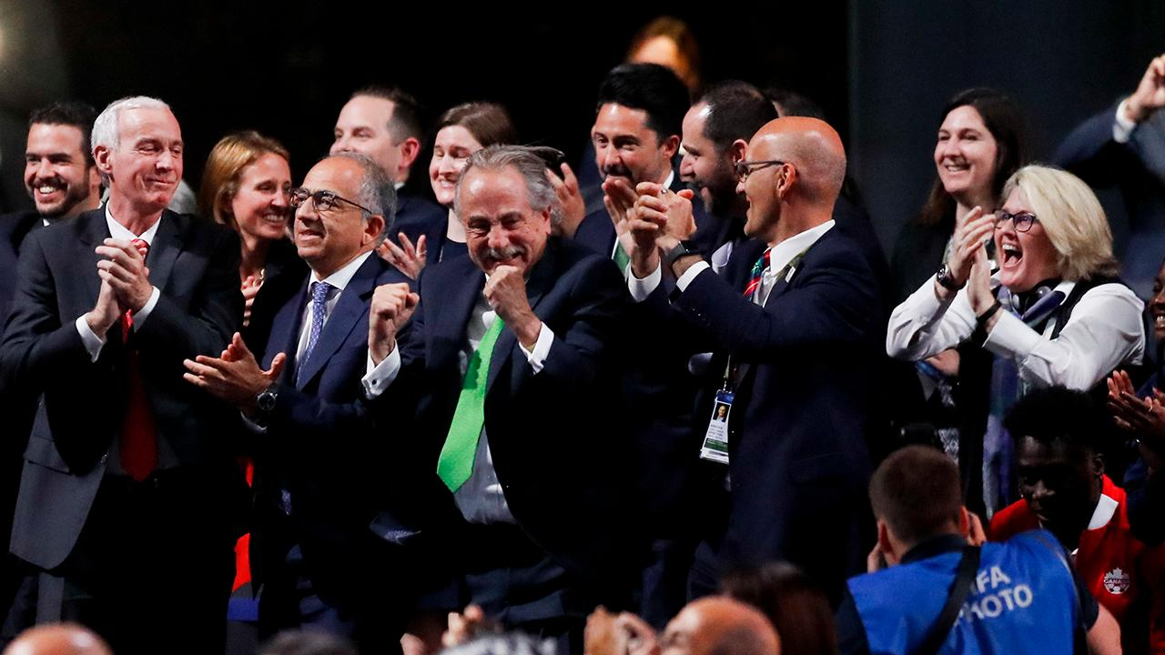World Cup 2026: U.S., Canada and Mexico wins the vote to host