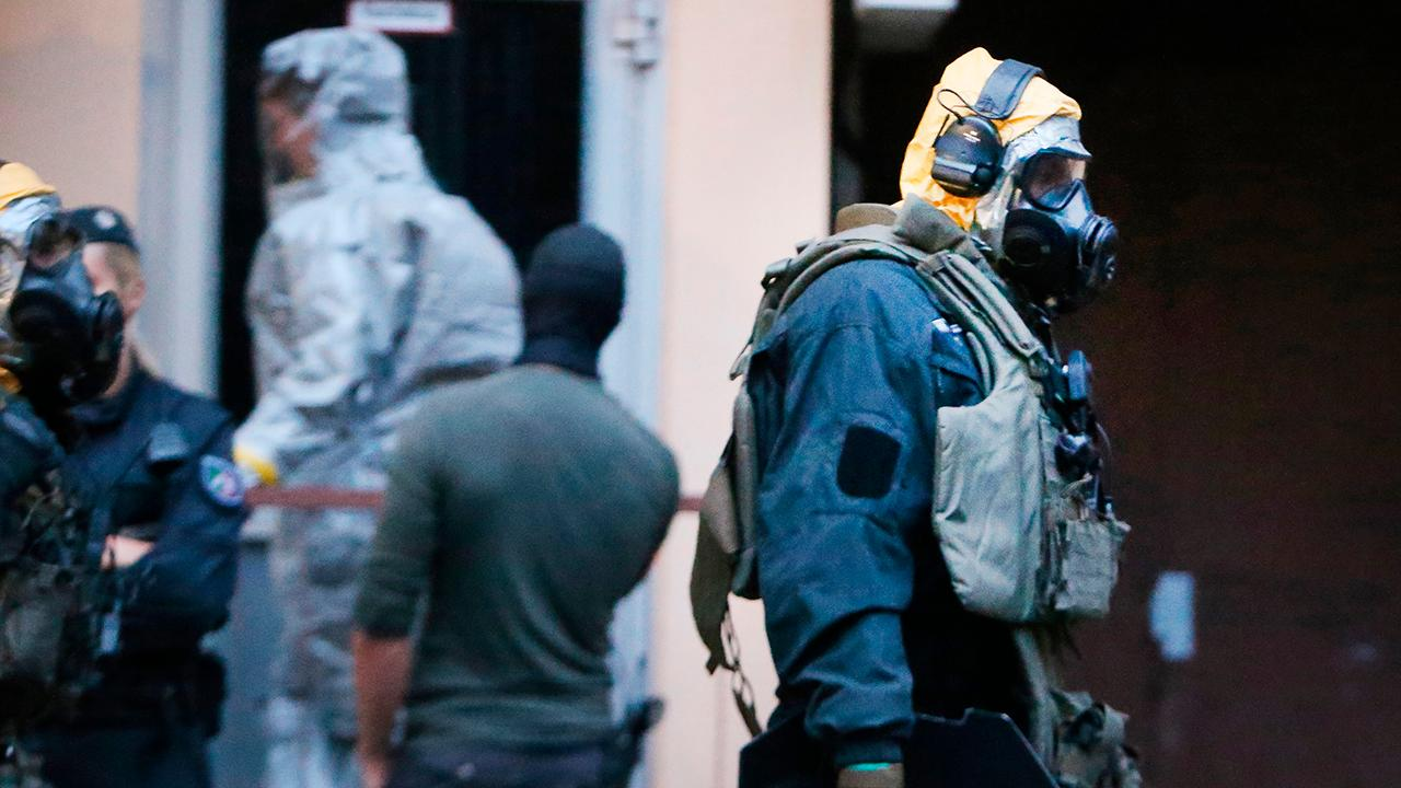 Suspected Islamic extremist ricin attack plot foiled in Germany, prosecutors say
