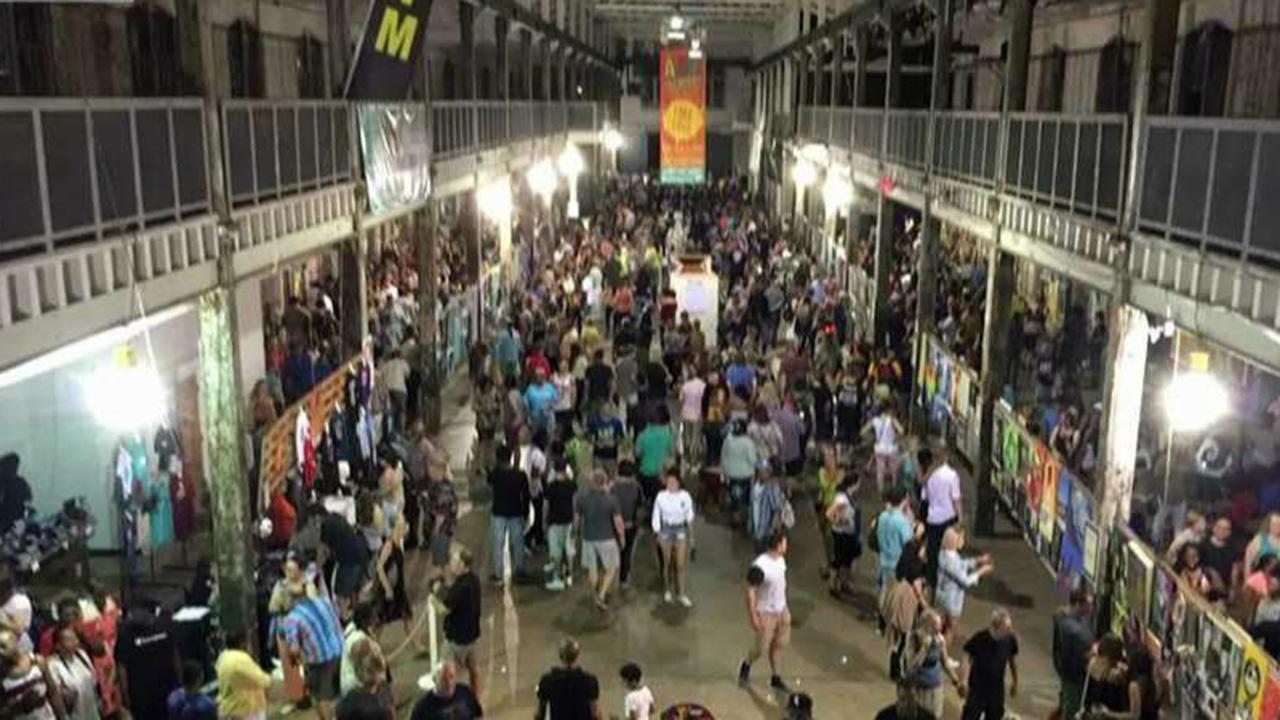 Suspect dead, many injured after NJ arts festival shooting