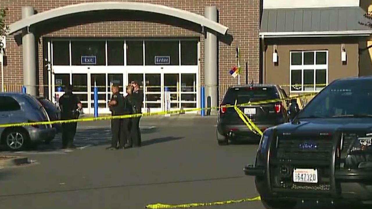 Carjacking suspect dead outside Walmart store after armed citizens take action, police say