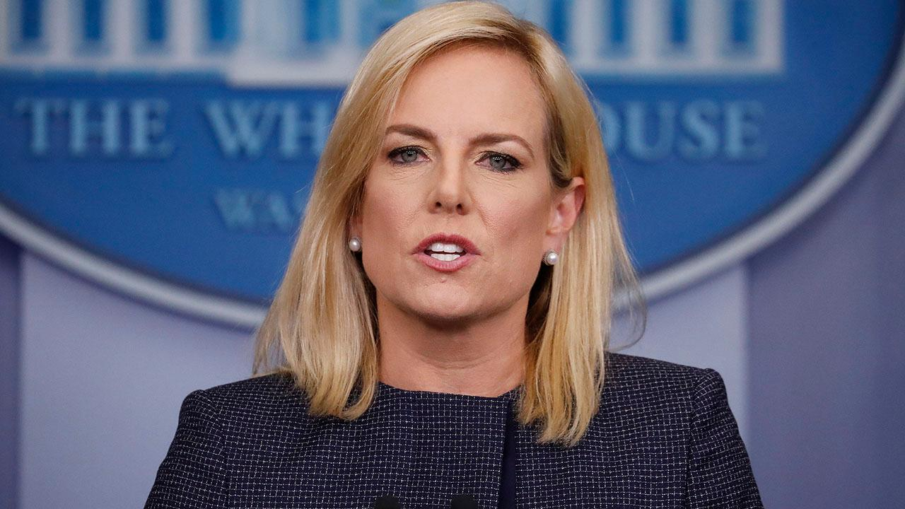 Nielsen urges Congress to fix immigration loopholes