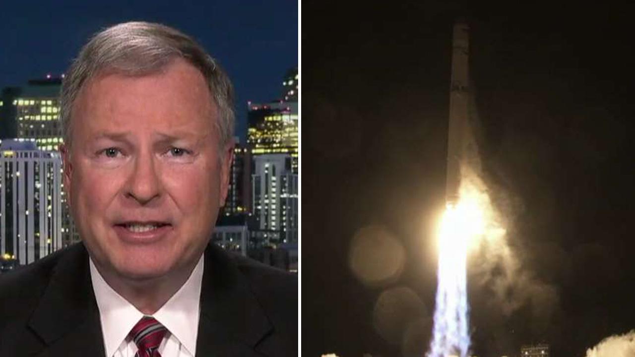 Rep. Doug Lamborn on Trump establishing a 'space force'