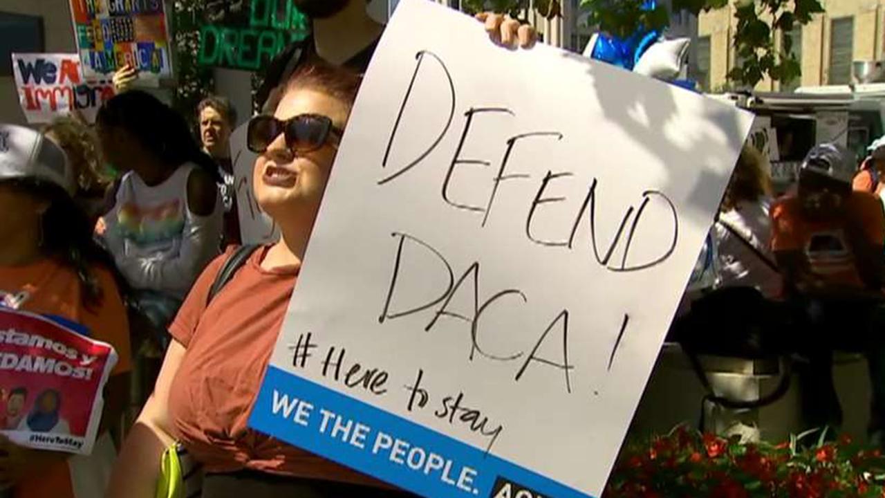 DHS: 60K DACA recipients arrested in US