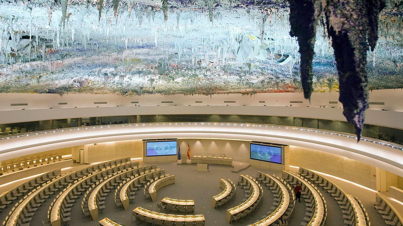 Official: US to leave UN Human Rights Council