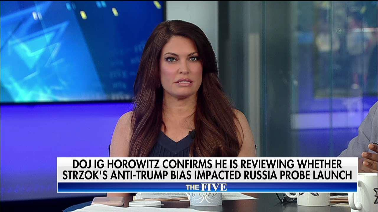 Kimberly Guilfoyle on Peter Strzok