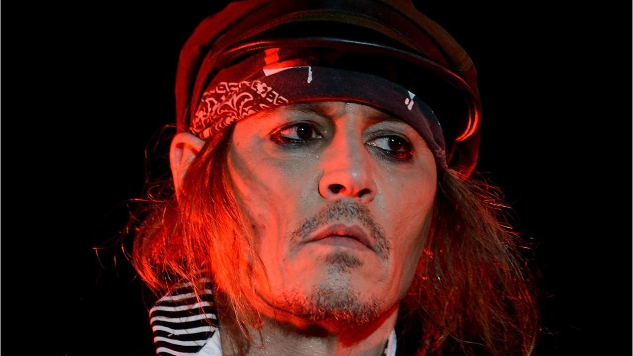 Johnny Depp tells all: 'I was as low as I could have gotten'