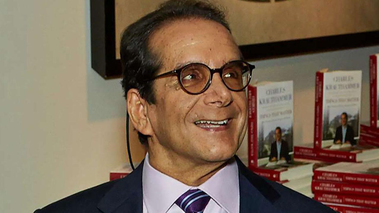 The wisdom of Charles Krauthammer
