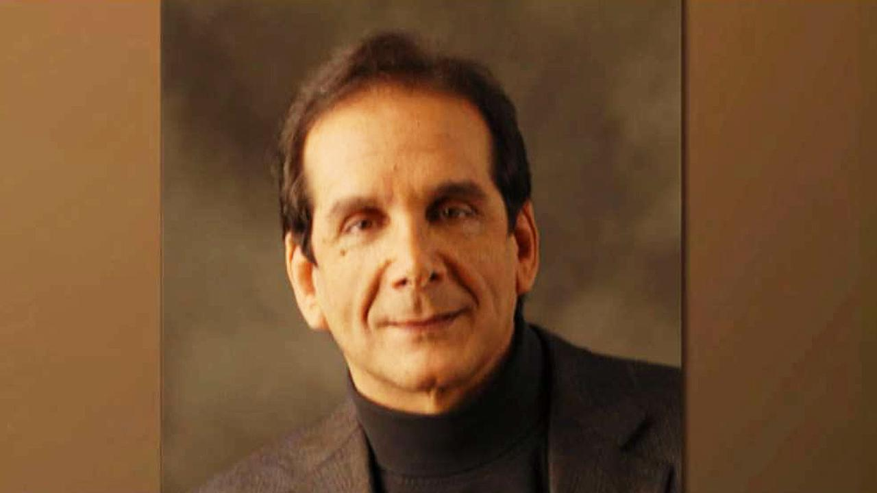 Brit Hume pays tribute to Charles Krauthammer
