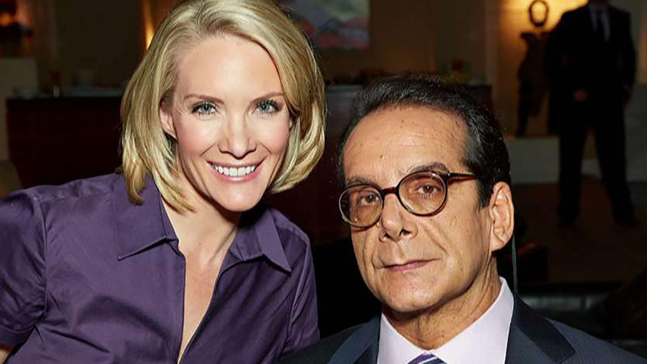 Dana Perino on learning from Charles Krauthammer