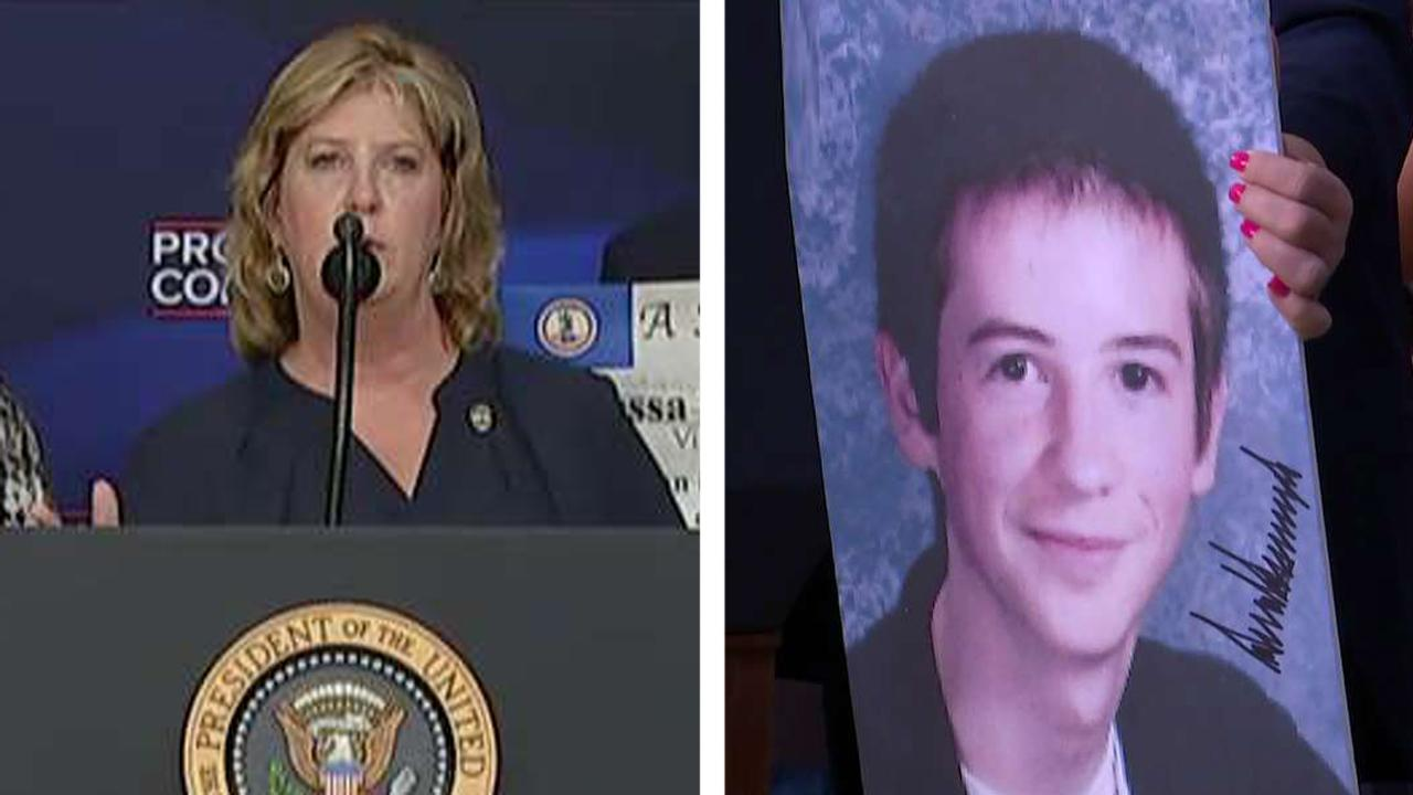 'Angel Mom' Laura Wilkerson on the brutal murder of her son