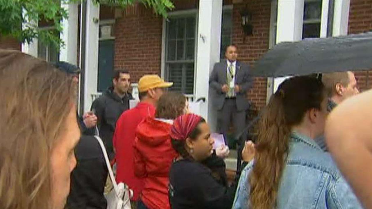 Protesters target home of DHS Secretary Kirstjen Nielsen