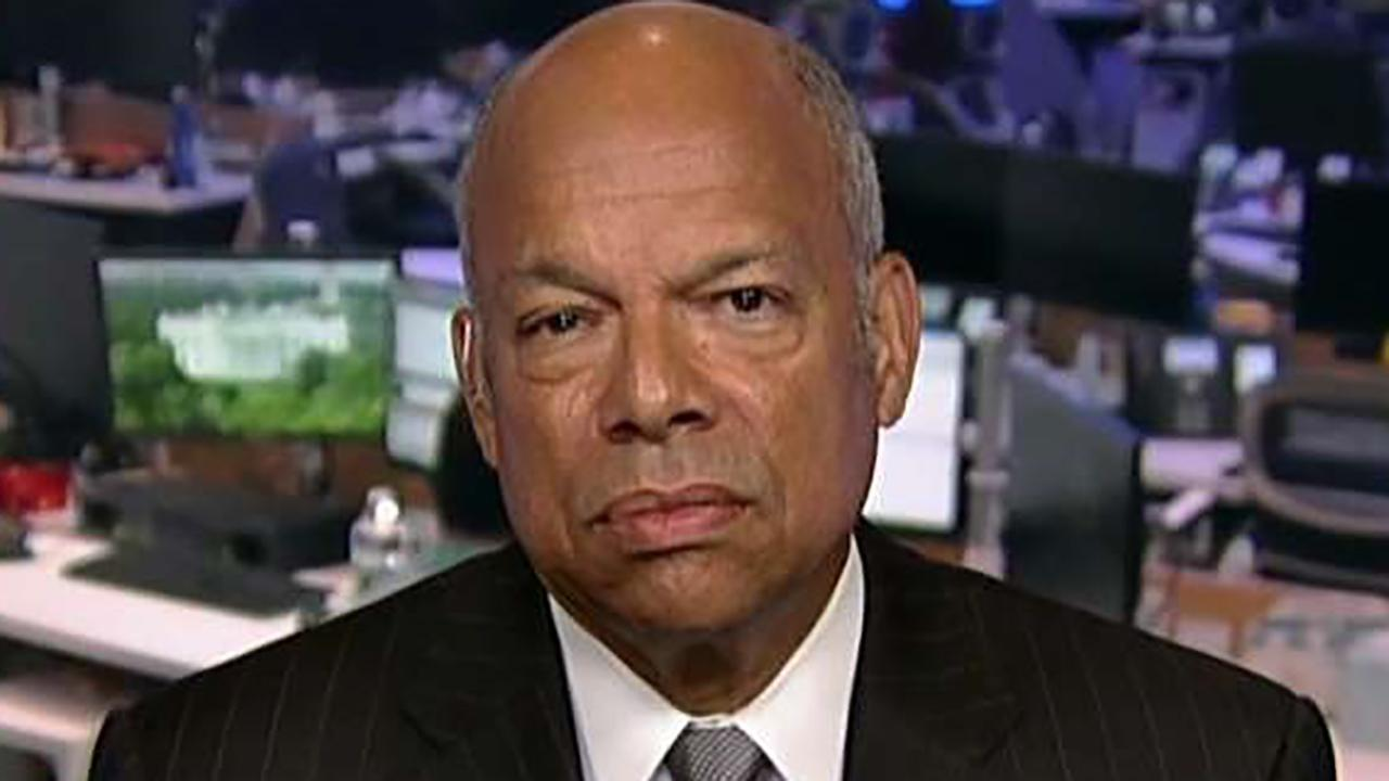 Jeh Johnson on lessons from 2014 immigration crisis