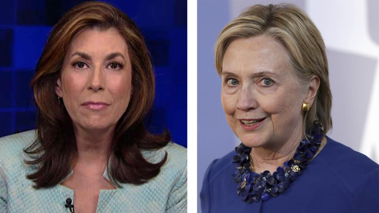 Tammy Bruce: Hillary, Left can't accept she failed