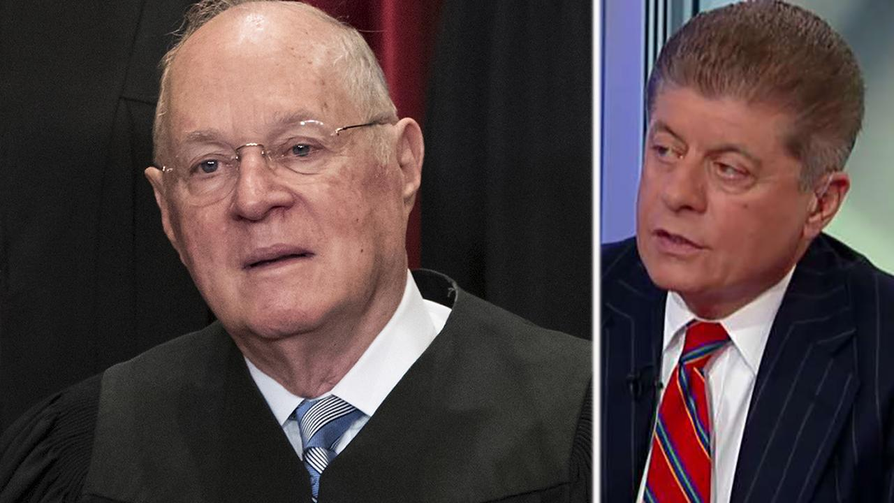 Napolitano on replacing Supreme Court 'swing vote' Kennedy