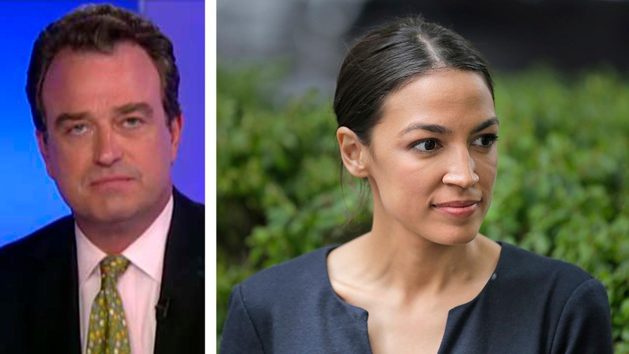 Hurt: New crop of Dem candidates are 'Communists'