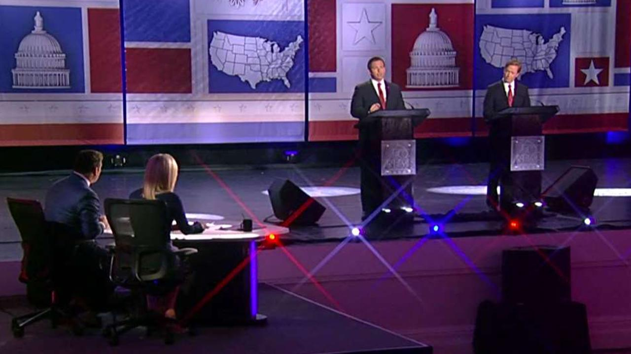 Part 4 of Fox News' Florida GOP gubernatorial primary debate