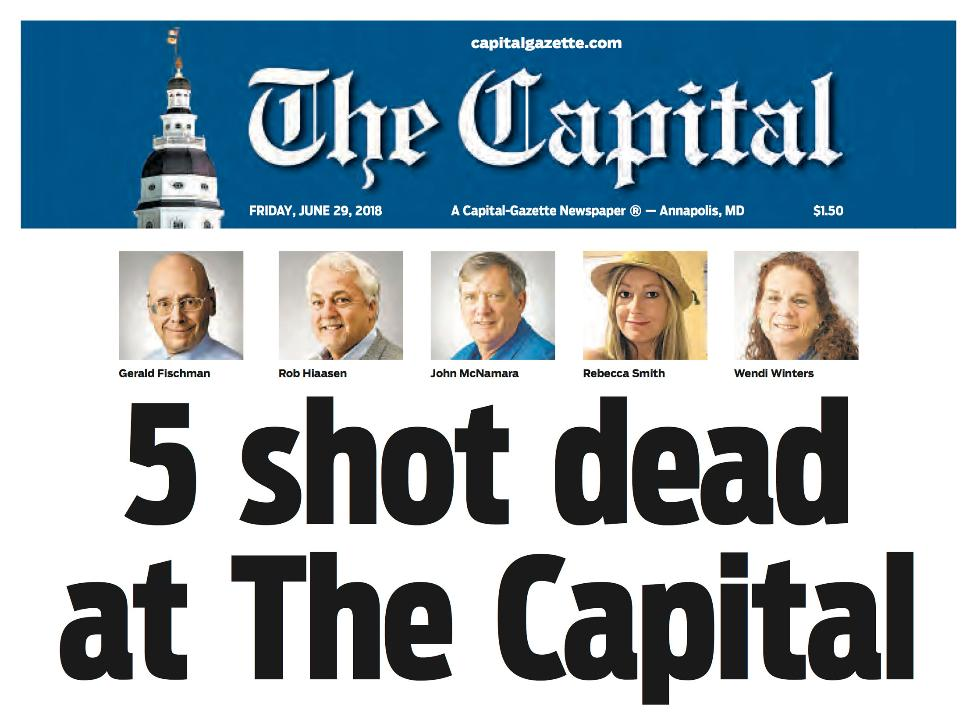 Capital Gazette shooting: What to know