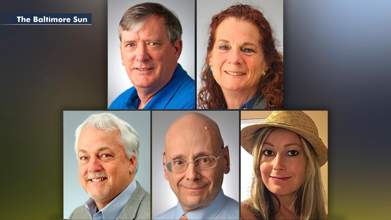 Remembering the 5 victims killed in newsroom shooting