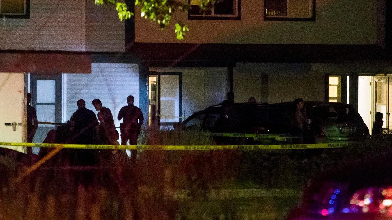 9 injured in mass stabbing at Idaho apartment complex