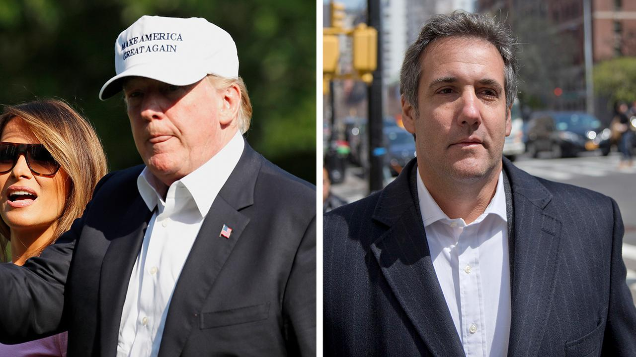 How Cohen's dual role complicates matters for Trump