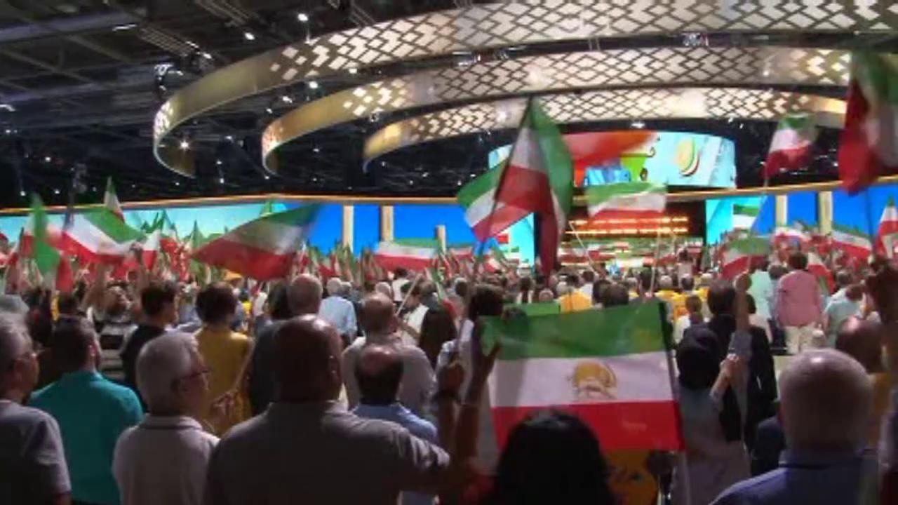 Belgian couple arrested in plot to bomb Iranian opposition event attended by Giuliani, Gingrich
