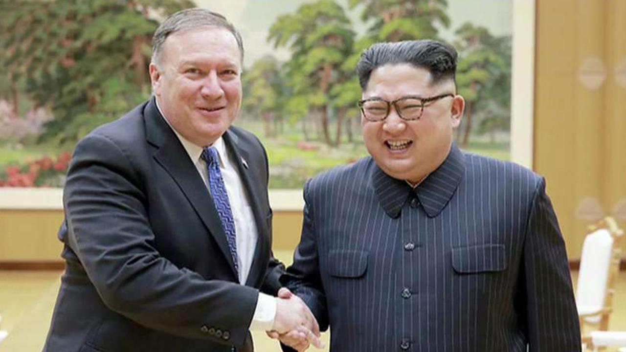 Kazianis: Pompeo should set a deadline for North Korea