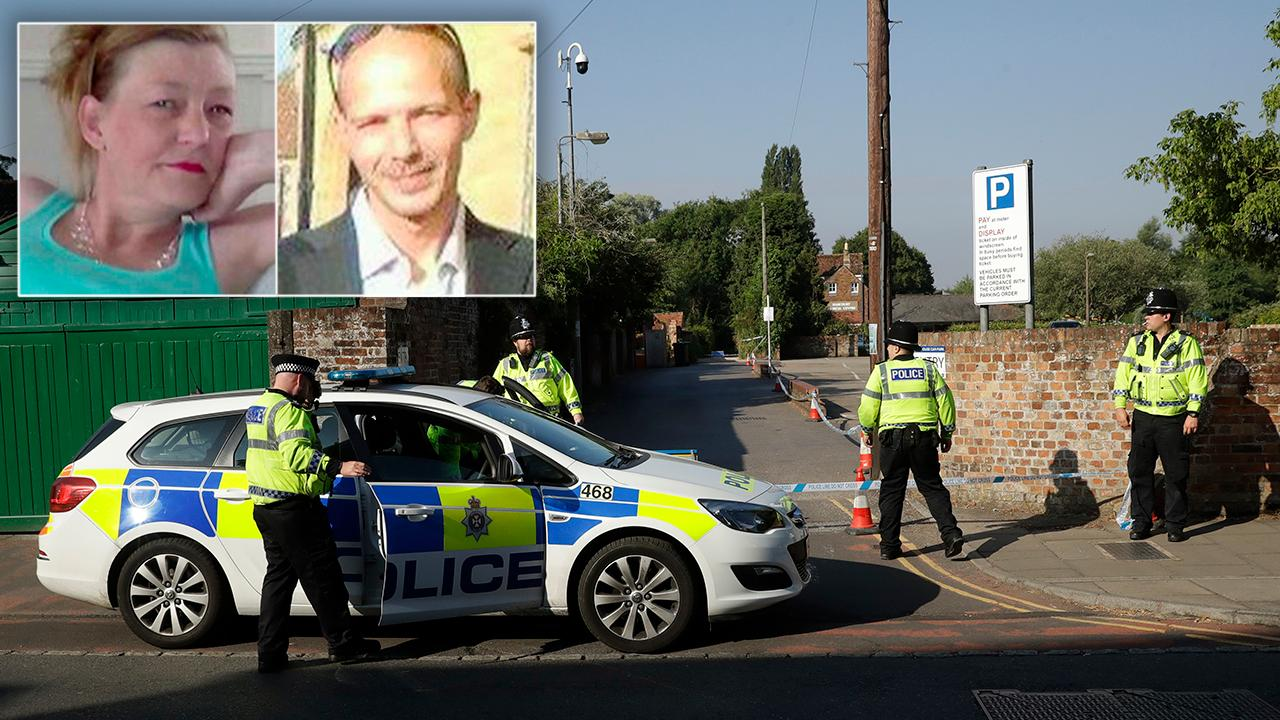 UK man exposed to deadly nerve agent regains consciousness
