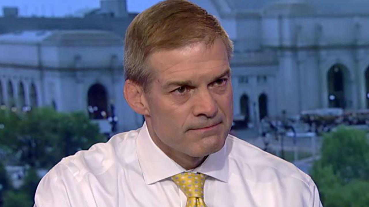 Rep. Jordan says claims he knew of sexual abuse are false