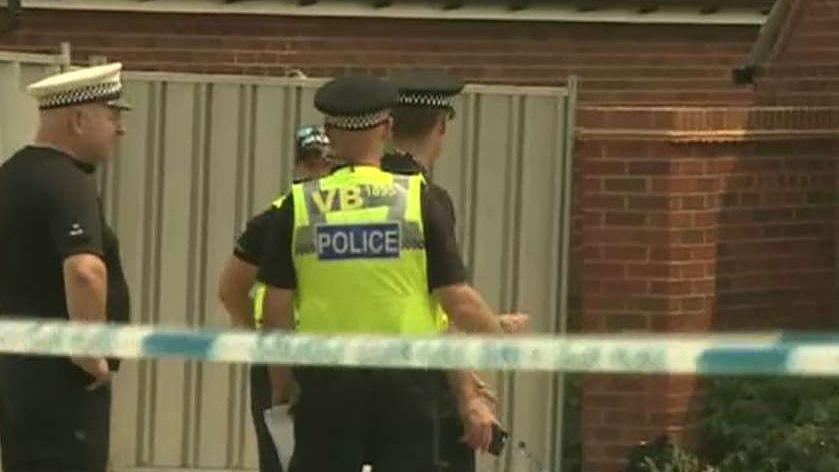 UK officer hospitalized with suspected nerve agent poisoning