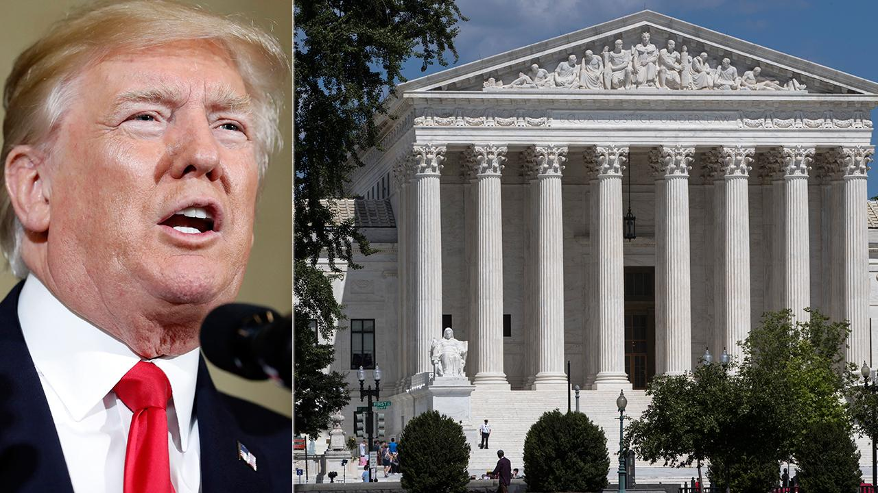 Who is Trump likely to choose for SCOTUS nomination