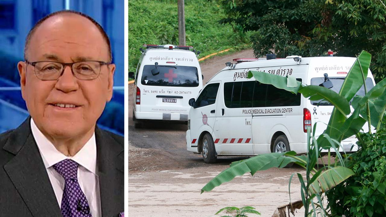 Dr. Marc Siegel: Boys rescued from Thai cave now face possible medical and mental health issues