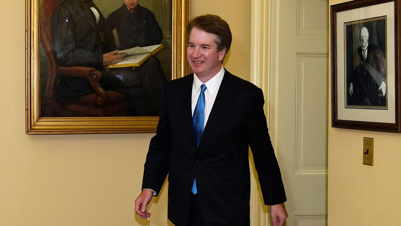 Outrage from Yale alumni over Kavanaugh nomination