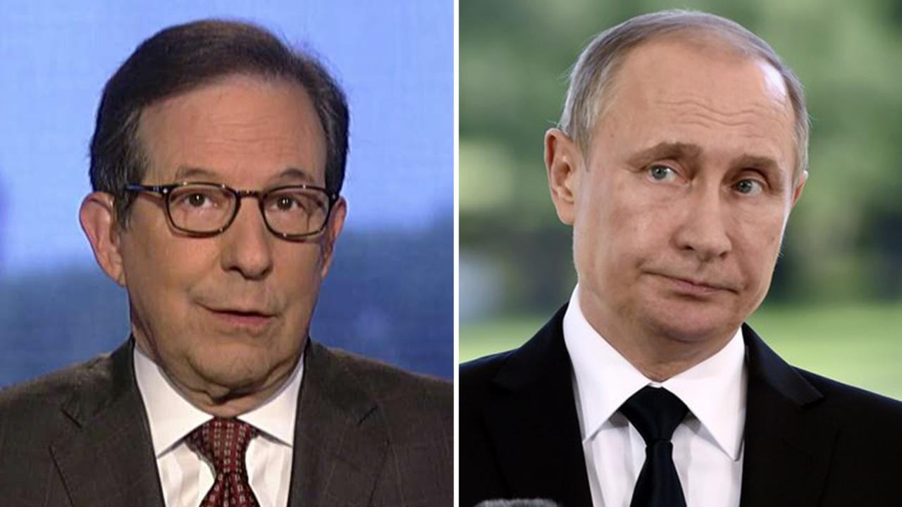 Chris Wallace to interview Putin after Trump meeting