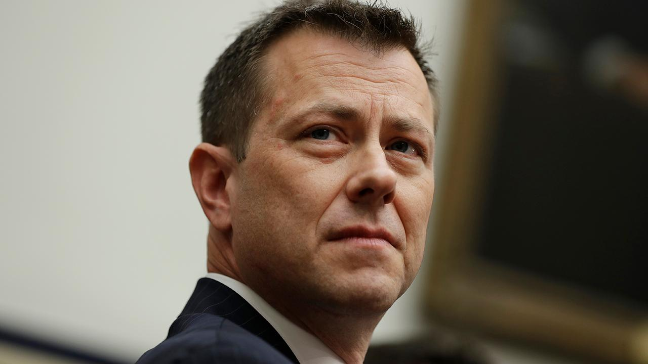 Peter Strzok: No evidence of bias in my professional actions