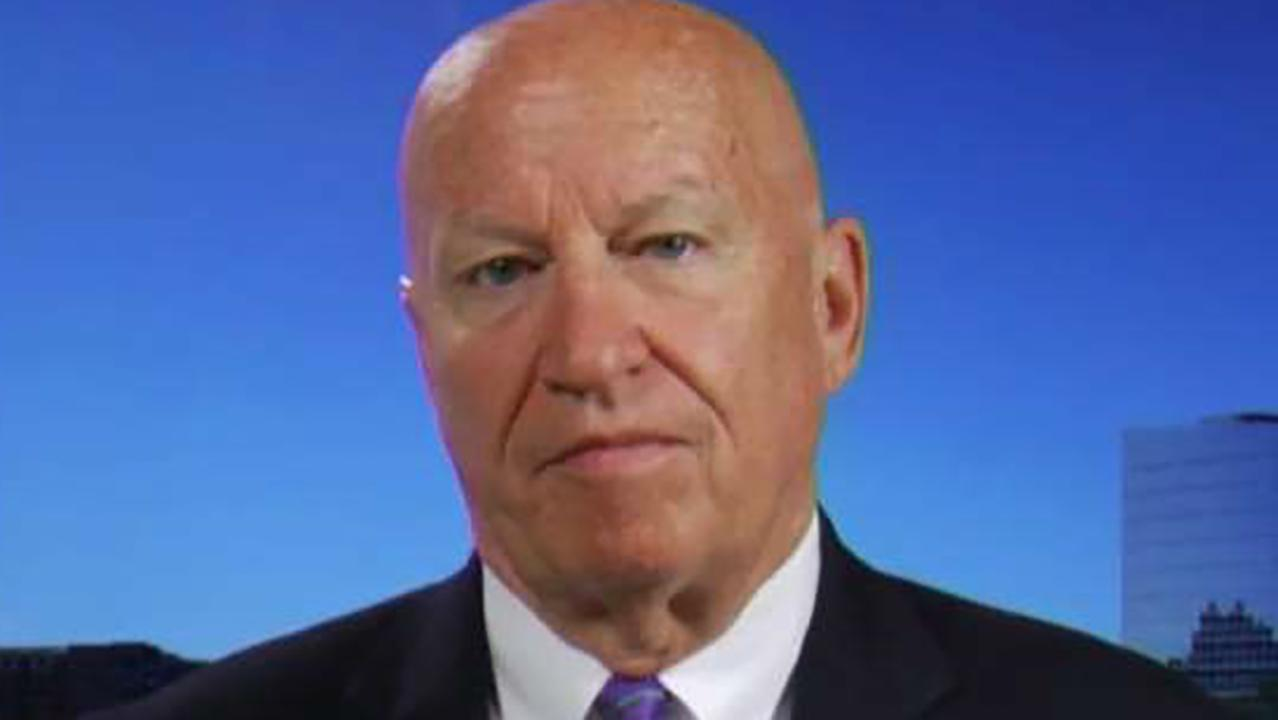 Rep. Kevin Brady joins 'Sunday Morning Futures' to discuss the Trump administration's tariffs and the second phase of tax cuts.