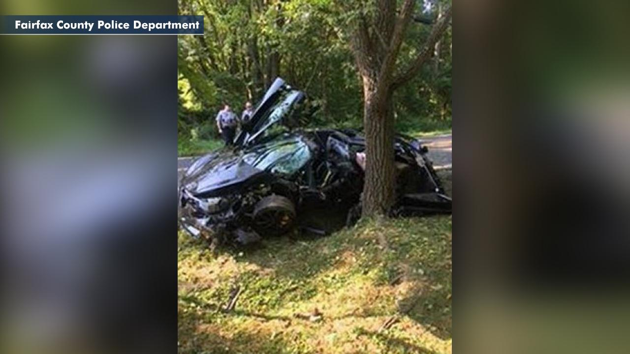 Driver wrecks brand new $300K McLaren 720S sports car