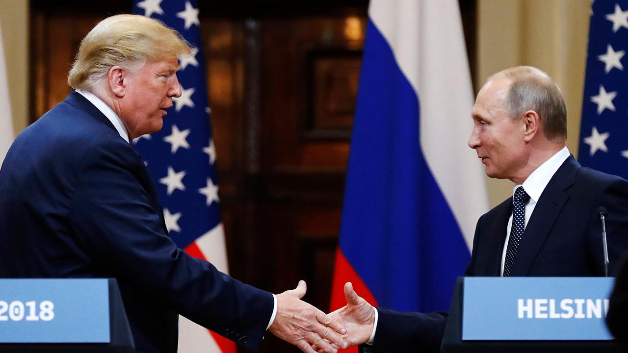 What were main accomplishments of Trump-Putin summit?