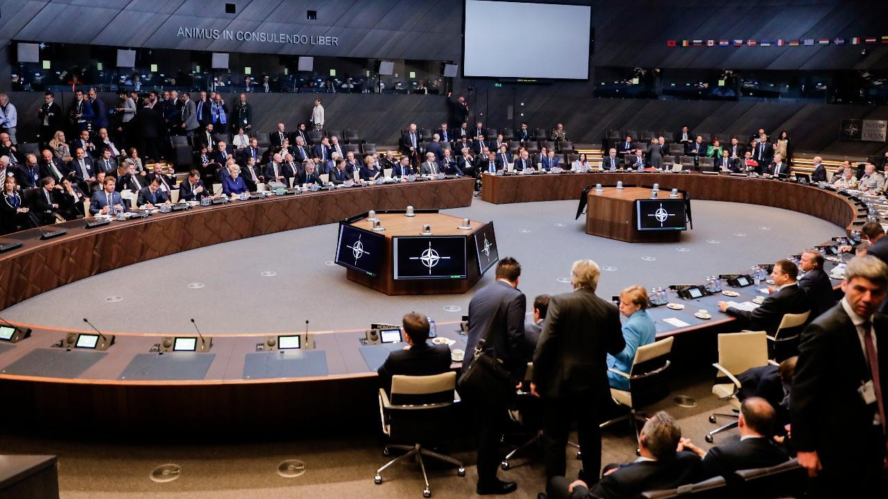 Europeans react to Trump's tough talk at NATO, Putin meeting