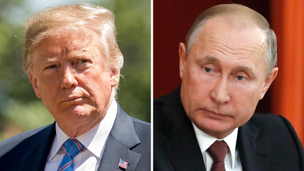 Trump could shut down Russia critics in an instant if he did this with our troops