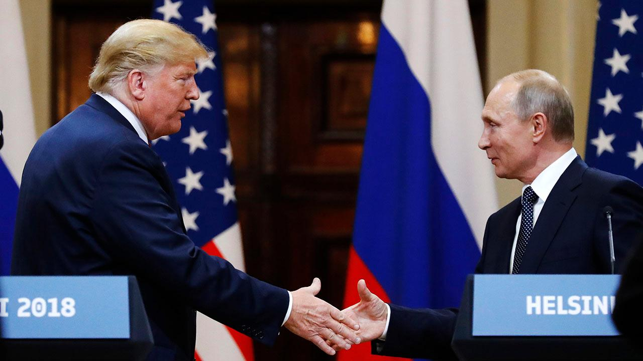 How are world leaders reacting to Trump's Putin meeting?
