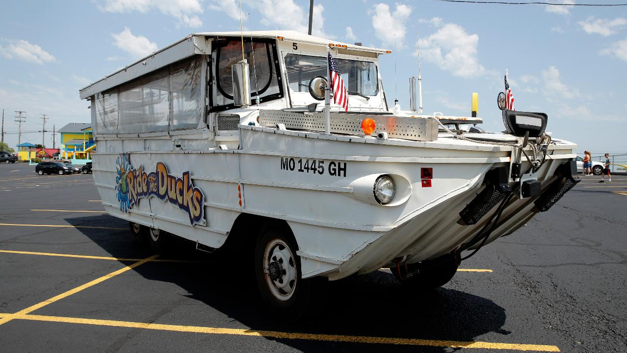 NTSB holds conference after duck boat tragedy