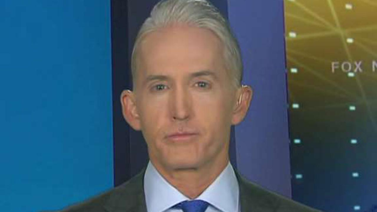 Rep. Gowdy on fallout from the Helsinki summit